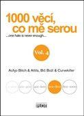 Curvekiller: 1000 věcí, co mě serou Vol. 4 cena od 186 Kč