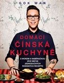 Gok Wan: Domácí čínská kuchyně cena od 238 Kč
