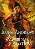 Ilona Andrews: Magie na vzestupu cena od 206 Kč
