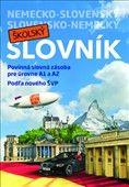 TAKTIK Nemecko-slovenský a slovensko-nemecký školský slovník cena od 98 Kč