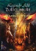 Markus Heitz: Zuřící bouře cena od 245 Kč