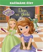 Walt Disney: Začínáme číst Sofie První Den ve škole cena od 97 Kč