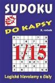 Sudoku do kapsy 1/15 cena od 33 Kč