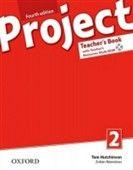 Z. Rezmuves: Project Fourth Edition 2 Teacher´s Book cena od 405 Kč