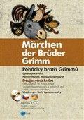 Helmut Wanka: Märchen der Brüder Grimm Pohádky bratří Grimmů cena od 167 Kč
