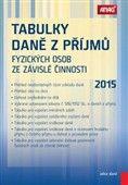 ANAG Tabulky daně z příjmů fyzických osob ze závislé činnosti 2015 cena od 116 Kč