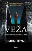 Simon Toyne: Veža cena od 349 Kč