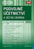 Petr Ryneš: Podvojné účetnictví a účetní závěrka 2015 cena od 510 Kč
