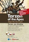 Edgar Rice Burroughs: Tarzan of the Apes/ Tarzan, syn divočiny cena od 169 Kč