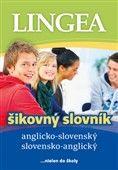 Lingea Anglicko-slovenský slovensko-anglický šikovný slovník cena od 189 Kč
