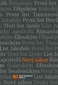 Česká biblická společnost Nový zákon cena od 55 Kč