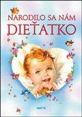 Matys Narodilo sa nám dieťatko cena od 115 Kč