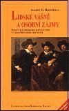 Albert O. Hirschman: Lidské vášně a osobní zájmy cena od 121 Kč