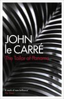 Carre, John le: Tailor of Panama cena od 205 Kč