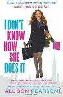 Pearson Allison: I Don't Know How She Does It*F cena od 160 Kč