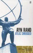 Rand Ayn: Atlas Shrugged cena od 228 Kč