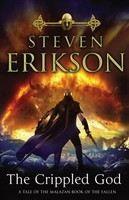 Erikson Steven: Crippled God (Malazan Book of Fallen #10) cena od 212 Kč
