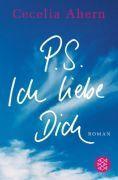Cecelia Ahern: P. S. Ich liebe Dich cena od 242 Kč