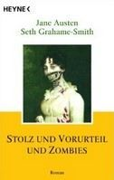 Austen, Grahame-Smith: Stolz und Vorurteil und Zombie cena od 224 Kč