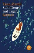 Martel Yann: Schiffbruch mit Tiger cena od 266 Kč