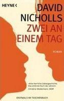 Nicholls David: Zwei an einem Tag cena od 252 Kč