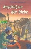 Steinhöfel Andreas: Beschützer der Diebe cena od 160 Kč