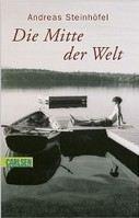 Steinhöfel Andreas: Mitte der Welt cena od 241 Kč
