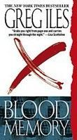 Iles Greg: Blood Memory cena od 176 Kč