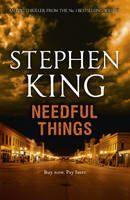 King Stephen: Needful Things cena od 185 Kč