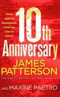 Patterson James: 10th Anniversary cena od 89 Kč
