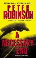 Robinson Peter: Necessary End cena od 160 Kč