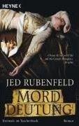 Rubenfeld Jed: Morddeutung cena od 241 Kč