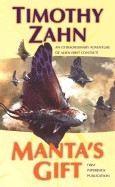 Zahn Timothy: Manta's Gift cena od 79 Kč