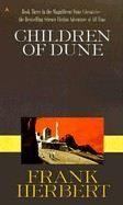 Herbert Frank: Children of Dune (Dune Novel, vol.3) cena od 194 Kč