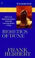Herbert Frank: Heretics of Dune (Dune Novel, vol.5) cena od 185 Kč