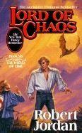 Jordan Robert: Lord of Chaos (Wheel of Time #6) cena od 176 Kč