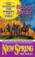 Jordan Robert: New Spring (Wheel of Time novel) cena od 143 Kč