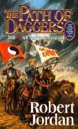 Jordan Robert: Path of Daggers (Wheel of Time #8) cena od 160 Kč
