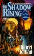 Jordan Robert: Shadow Rising (Wheel of Time #4) cena od 160 Kč