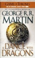 Martin, George R R: Dance with Dragons (Song of Ice and Fire #5) cena od 191 Kč