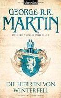 Martin, George R R: Herren von Winterfell (Das Lied von Eis und Feuer #1) cena od 324 Kč