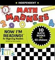 XXL obrazek Gaydos Nora: Math Madness (Now I'm Reading!: Independent)