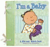 Larranaga, Ana (ill): I'm a Baby cena od 160 Kč