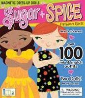 Perrett, Lisa (ill): Sugar & Spice: Fashion Girls cena od 322 Kč