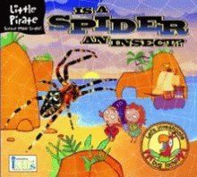 Schimel Lawrence: Is a Spider an Insect? (Little Pirate) cena od 160 Kč