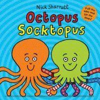 Sharratt Nick: Octopus, Socktopus cena od 322 Kč