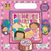Wildish, Lee (ill): Princess Party (My Giant Floor Puzzle) cena od 322 Kč
