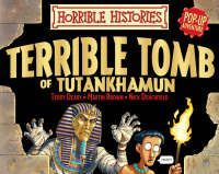 Deary Terry: Terrible Tomb of Tuthankhamun Pop-up Adventure cena od 532 Kč