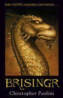 Paolini Christopher: Brisingr (Inheritance #3) cena od 181 Kč