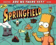 Groening Matt: Simpsons Guide to Springfield cena od 305 Kč